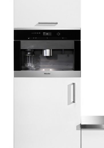 miele einbau kaffeevollautomat cva 6401 integrierter milchtank 15bar cleansteel online kaufen. Black Bedroom Furniture Sets. Home Design Ideas