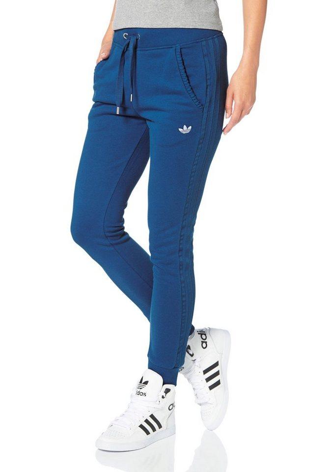 adidas Originals Sweathose in Blau