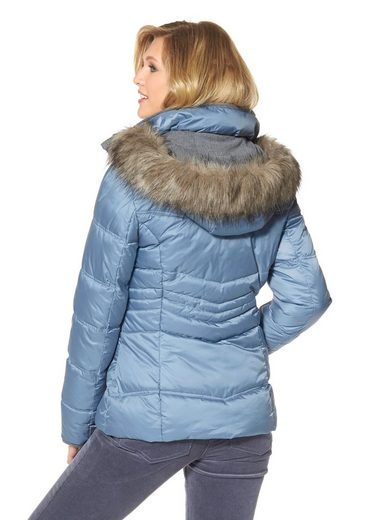 Cheer Steppjacke, mit winterwarmen Futter