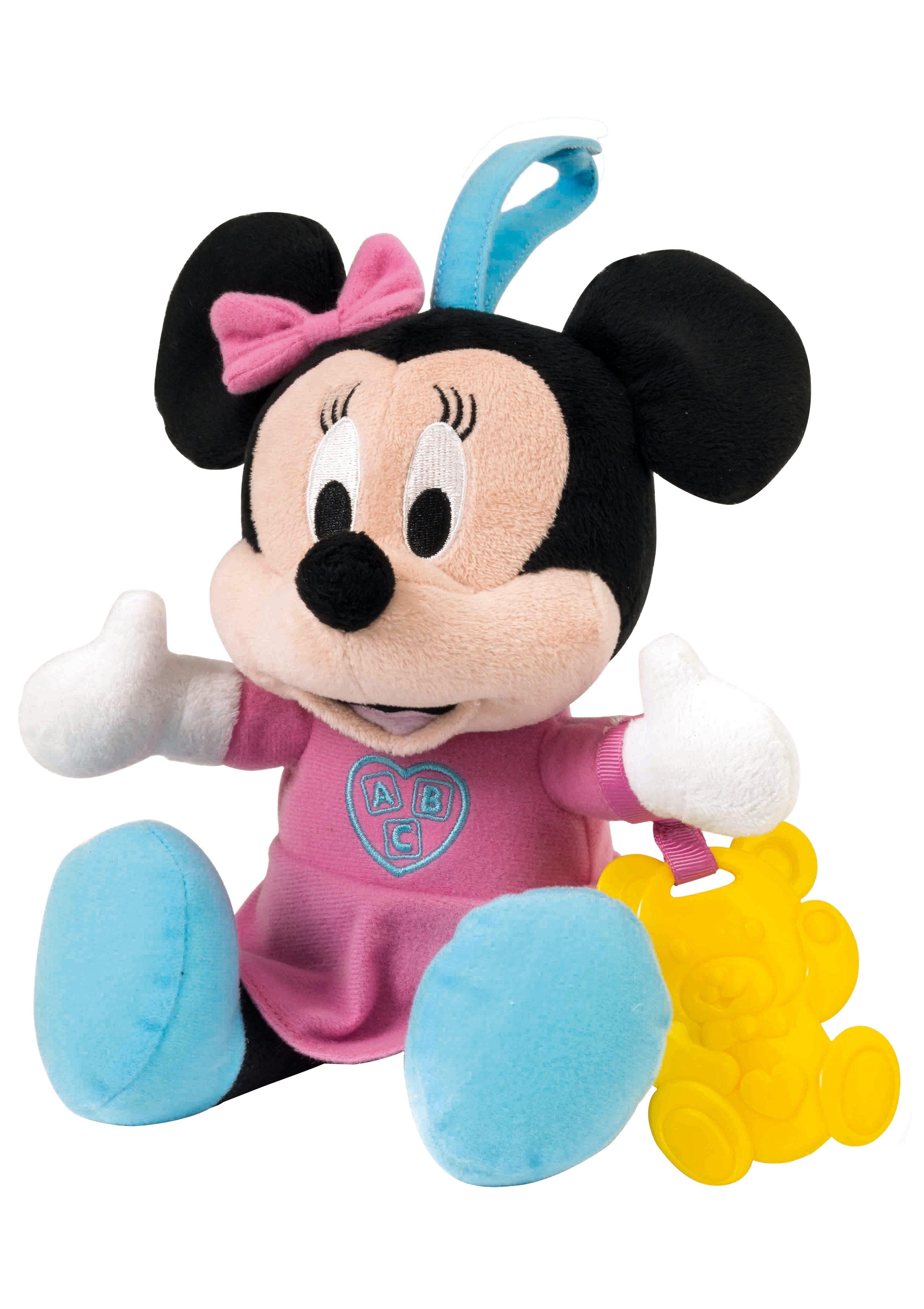 Clementoni Interaktives Plüschtier, »Disney Baby - Minnie«