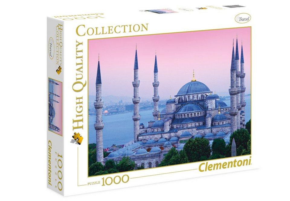 Clementoni Puzzle, 1000 Teile, »Istanbul«