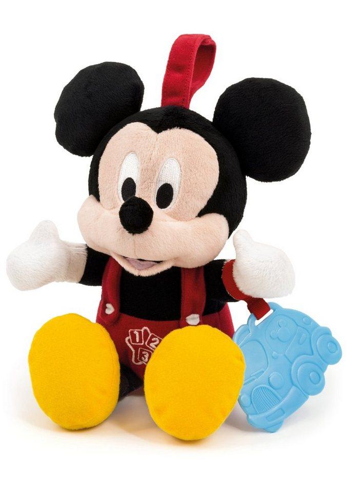 Clementoni Interaktives Plüschtier, »Disney Baby - Mickey«
