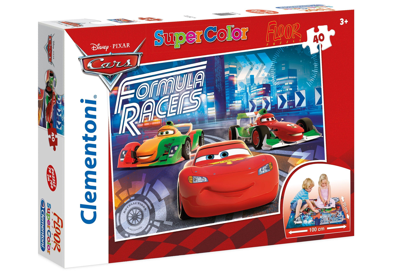 Clementoni Bodenpuzzle, 40 Teile, »Disney Pixar, Cars«
