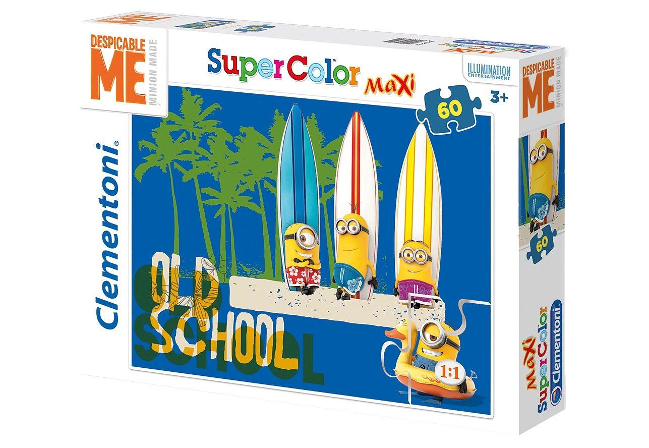 Clementoni Maxi-Puzzle, 60 Teile, »Minions«