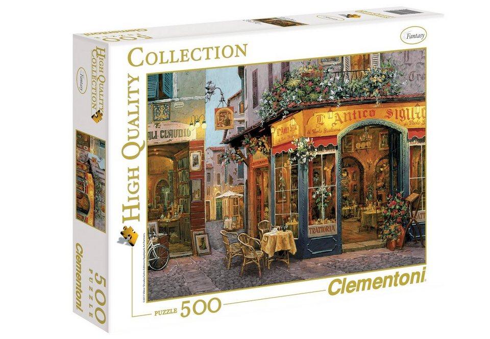 Clementoni Puzzle, 500 Teile, »L'Antico Sigillo«
