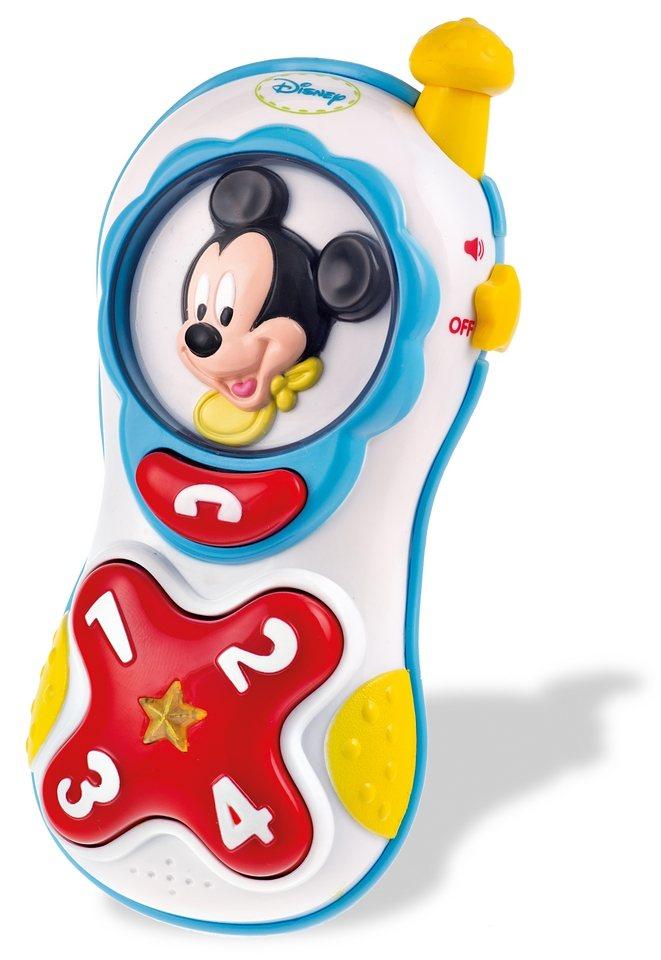 Clementoni Spielhandy, »Disney Baby, Mickeys Handy«
