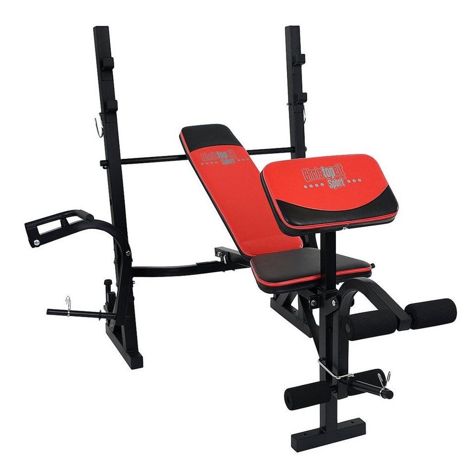 christopeit sport hantelbank power kaufen otto. Black Bedroom Furniture Sets. Home Design Ideas