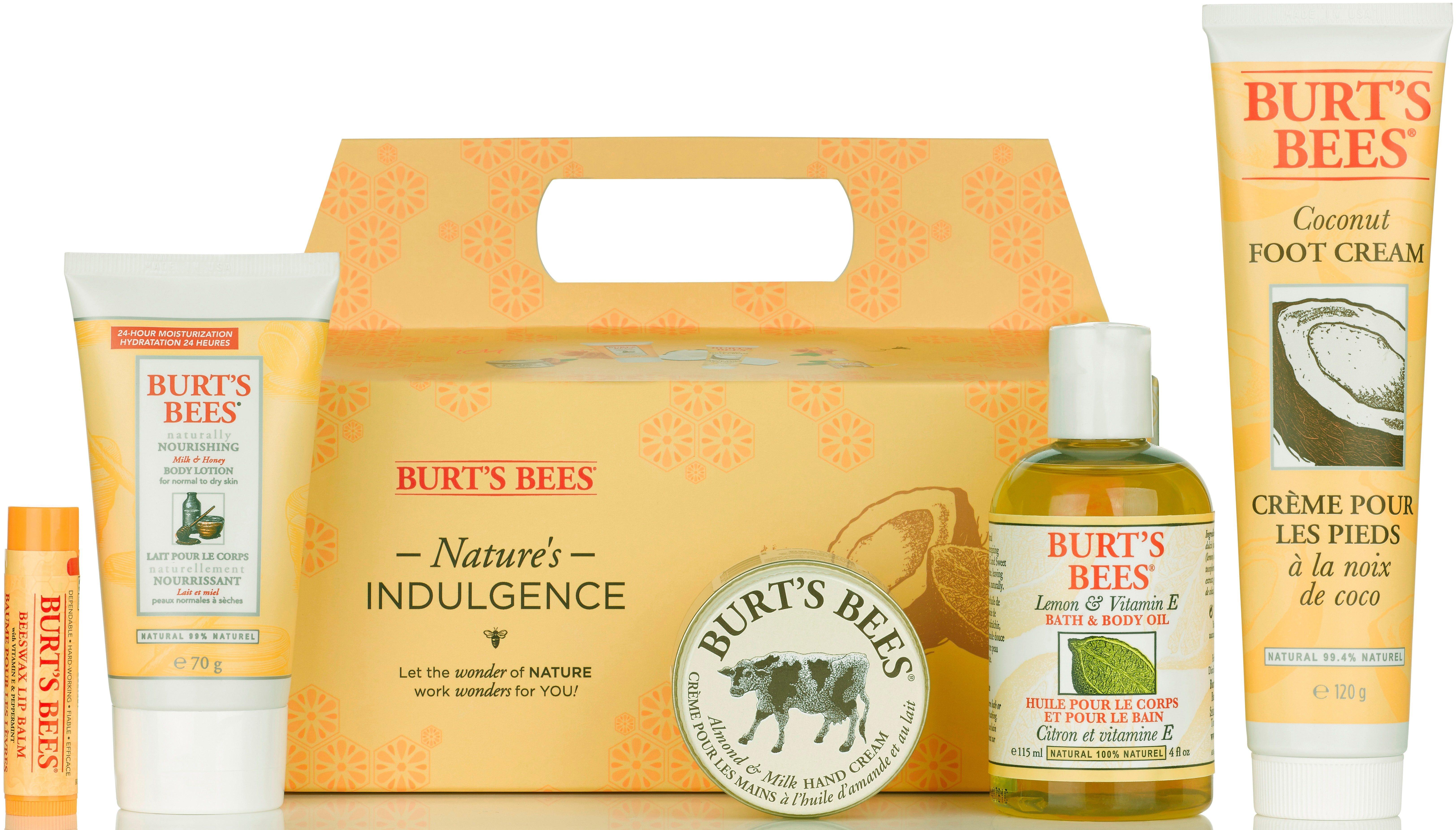 Burt´s Bees, »Nature's Indulgence«, Geschenkset (5-tlg.)