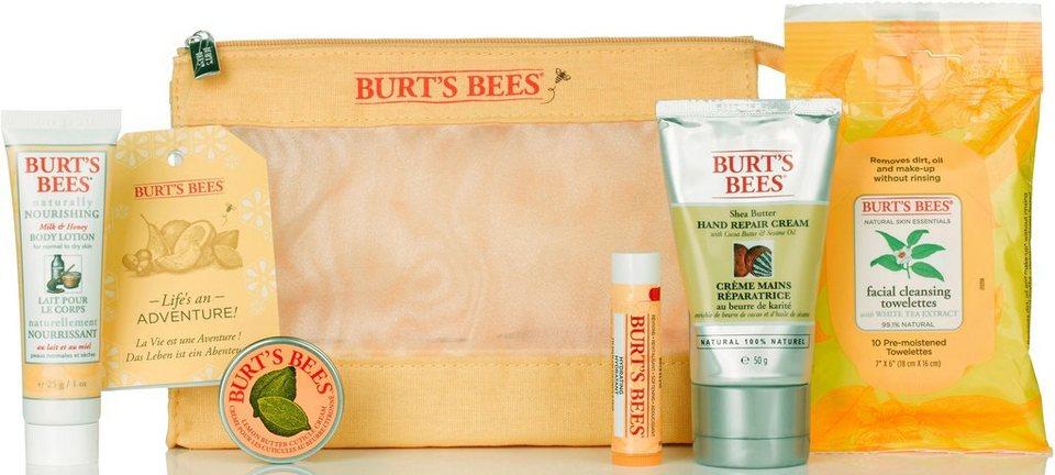 Burt´s Bees, »Life's an Adventure«, Geschenkset (5-tlg.)