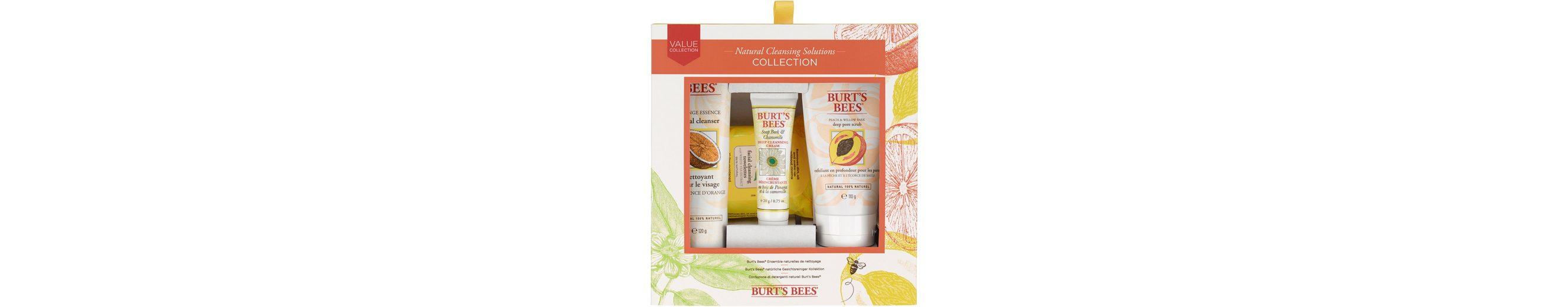 Burt´s Bees, »Cleanser«, Promo-Box & Kennenlernset (4-tlg.)