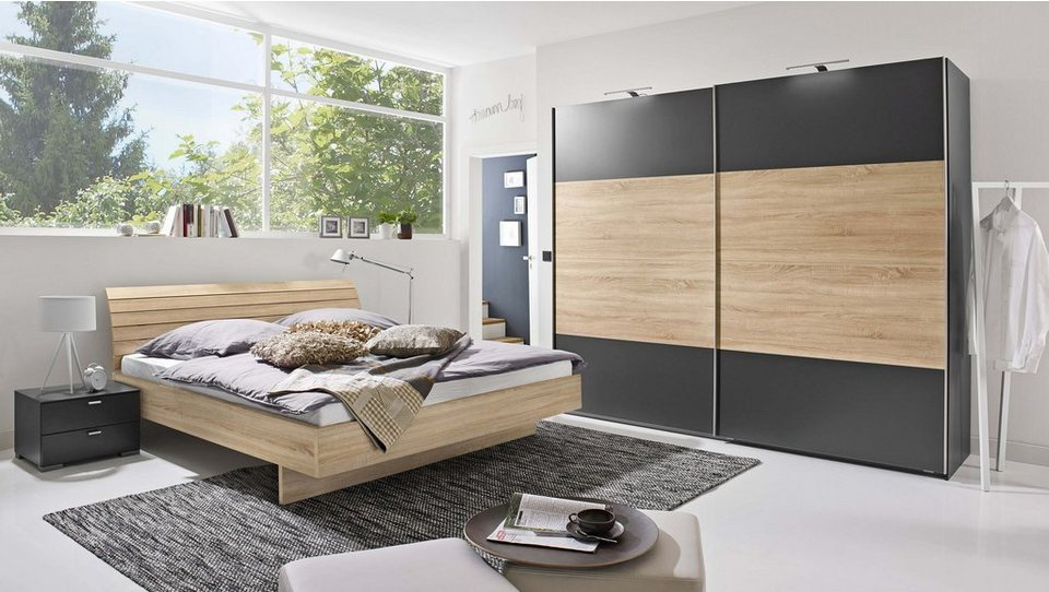 arte m schlafzimmer set 4 tlg online kaufen otto. Black Bedroom Furniture Sets. Home Design Ideas