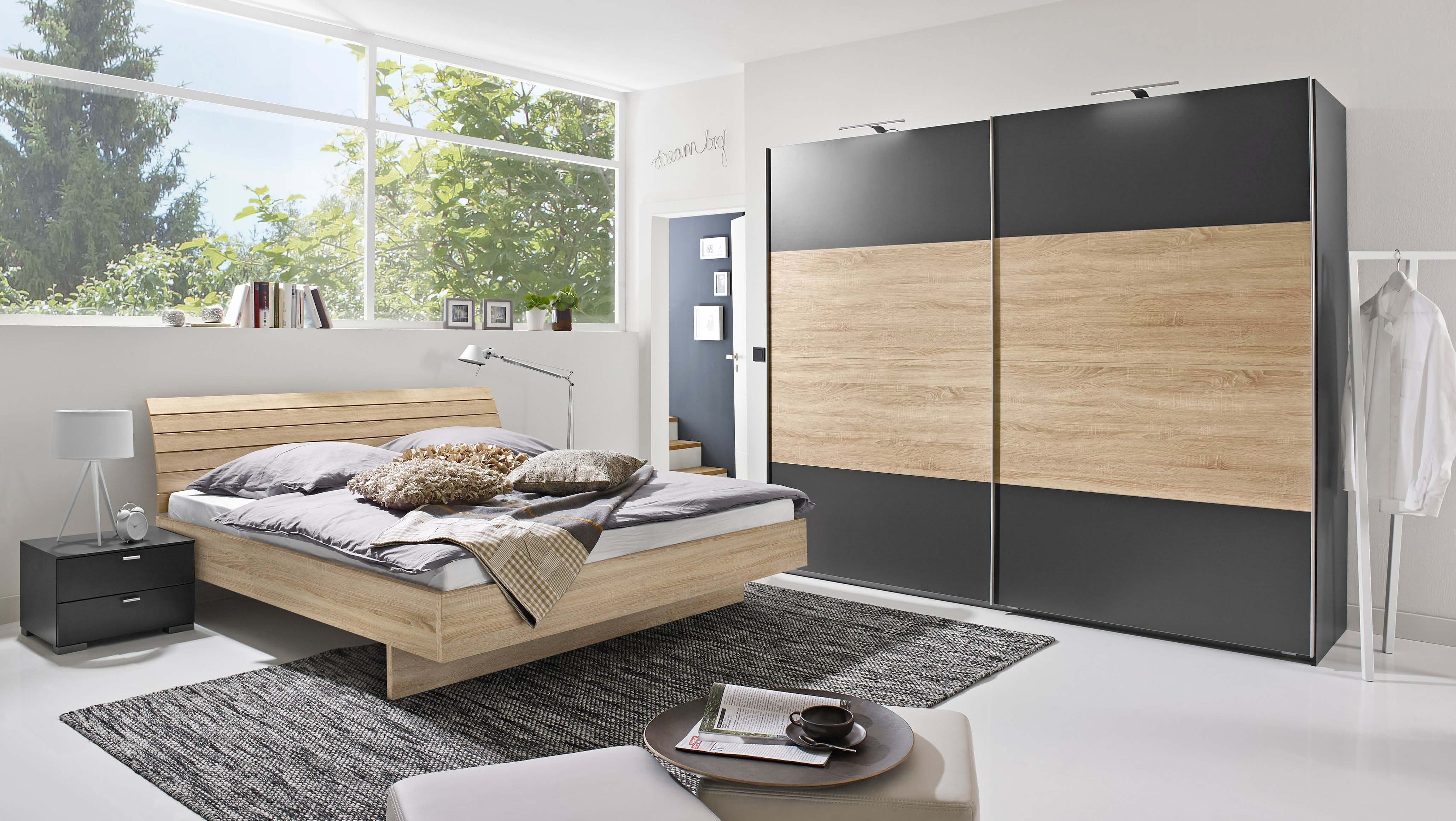Arte M® Schlafzimmer-Set (4-tlg.)