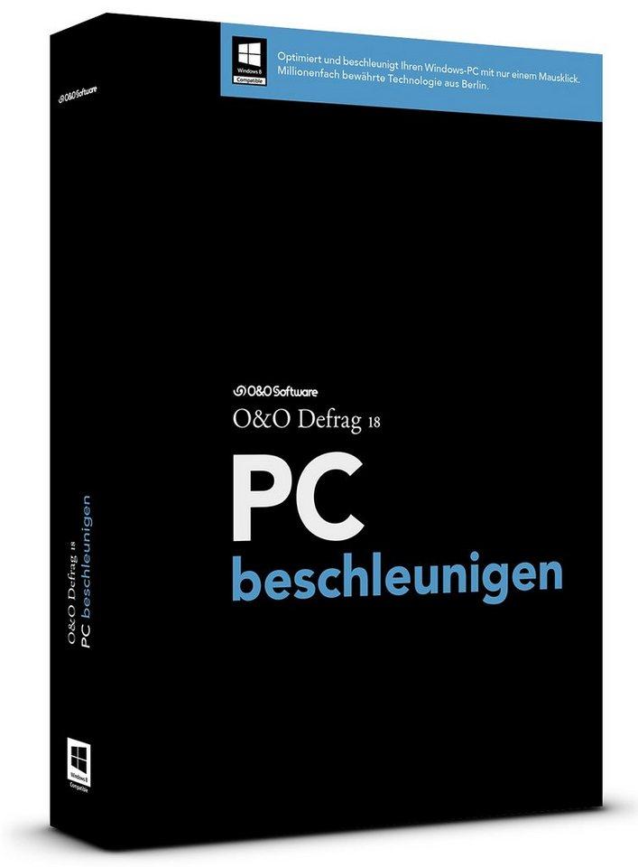 O&O Software Defragmentierungssoftware »Defrag 18 Professional Edition Box«