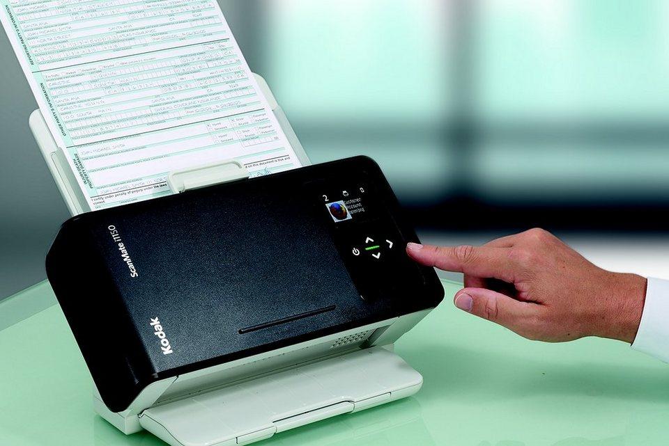 Kodak Dokumentenscanner »ScanMate i1150«