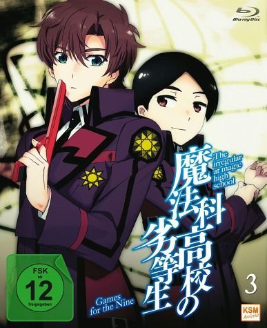 Blu-ray »The Irregular at Magic High - Vol. 3, Games...«