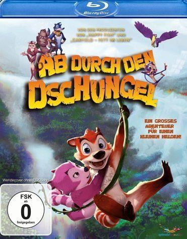 Blu-ray »Ab durch den Dschungel«