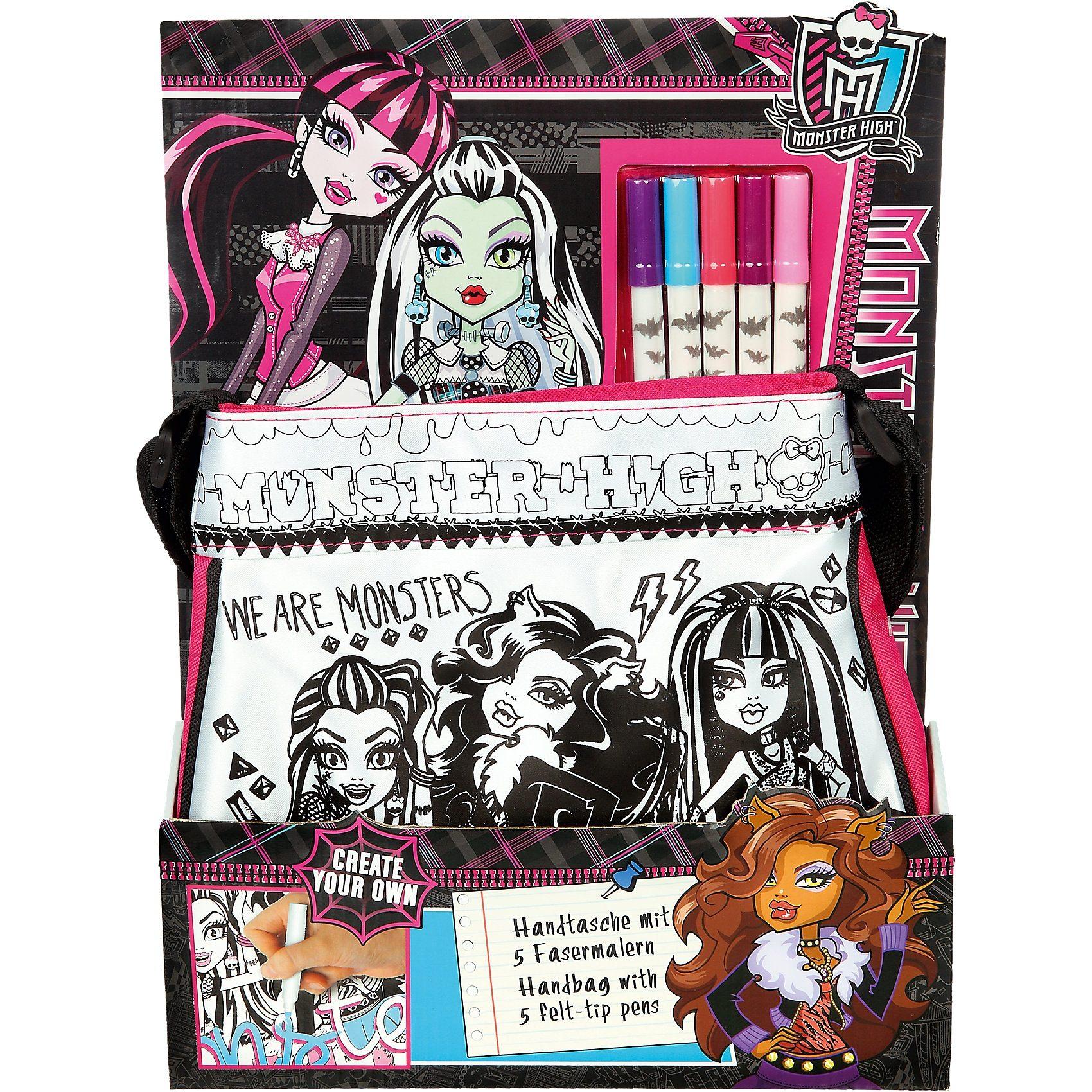 UNDERCOVER Kreativset Handtasche Monster High