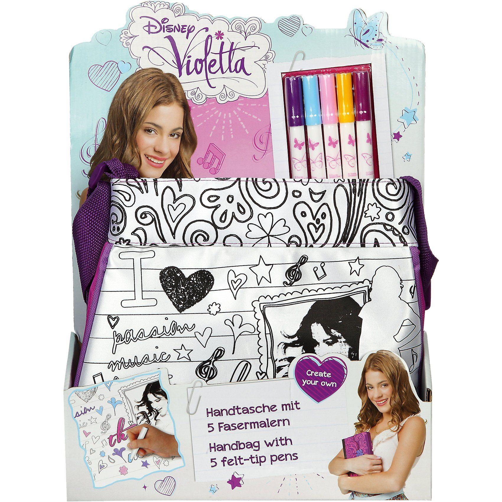 UNDERCOVER Kreativset Handtasche Violetta
