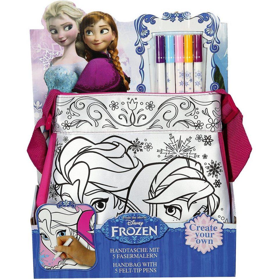 UNDERCOVER Kreativset Handtasche Die Eiskönigin