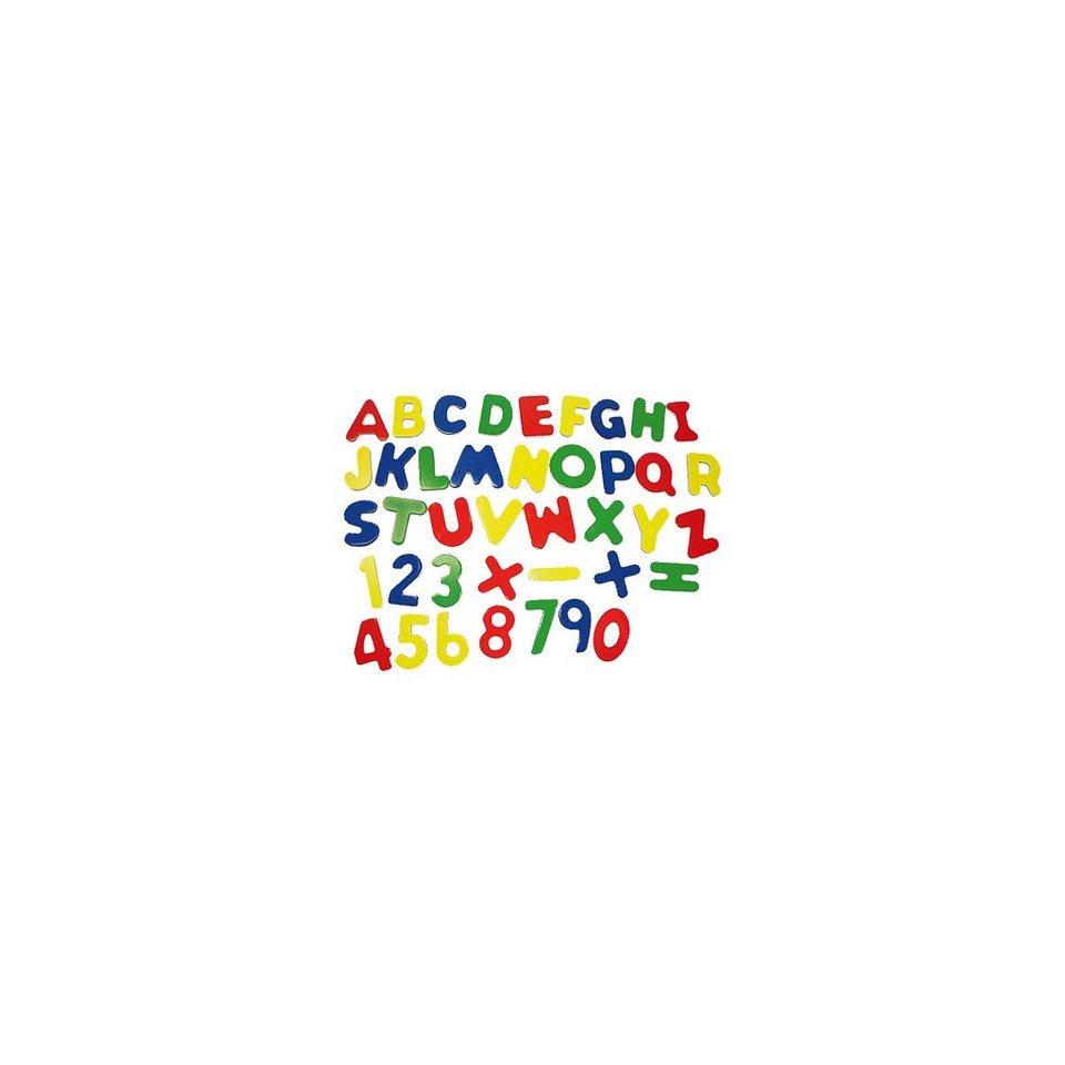 Beluga Holz Magnetbuchstaben