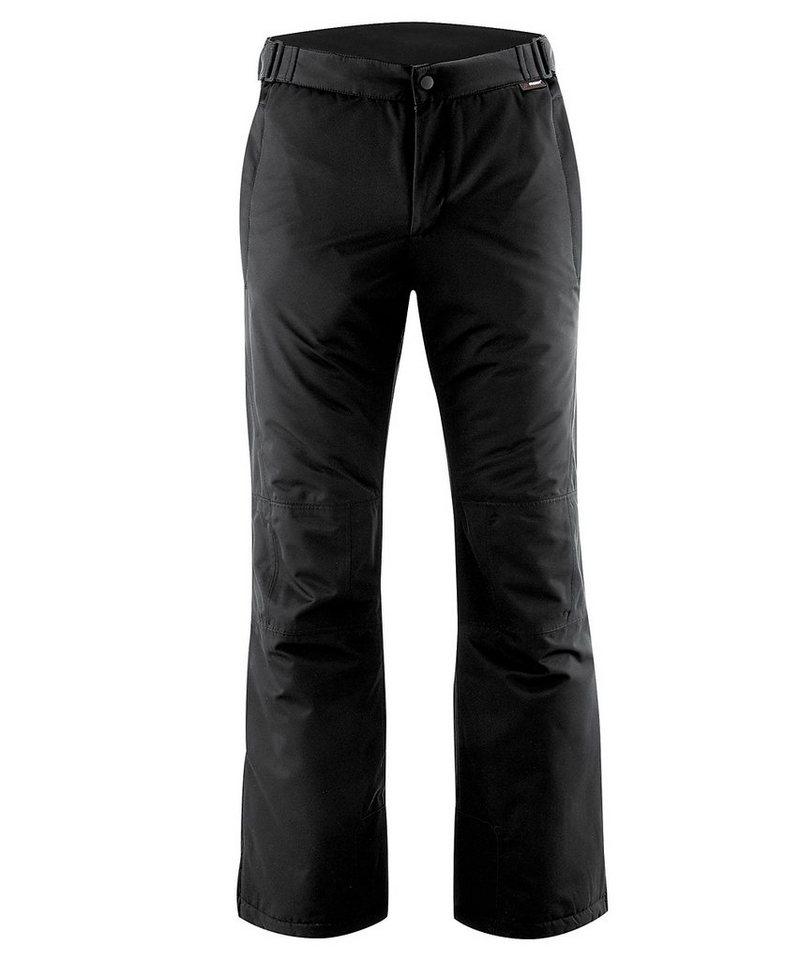 Maier Sports Outdoorhose »Gustl 2 Ski Pant Men« in schwarz