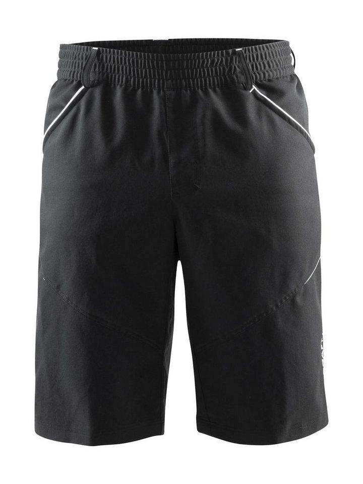 Craft Radhose »Escape Base Shorts Men« in schwarz