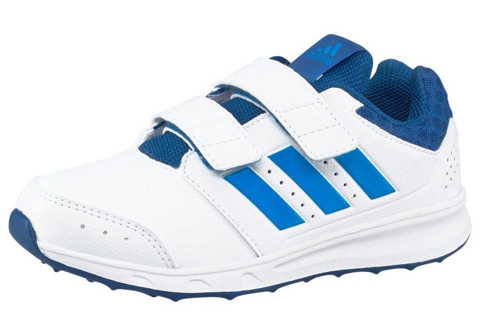 adidas Performance LK Sport 2 K Laufschuh in Weiß-Blau