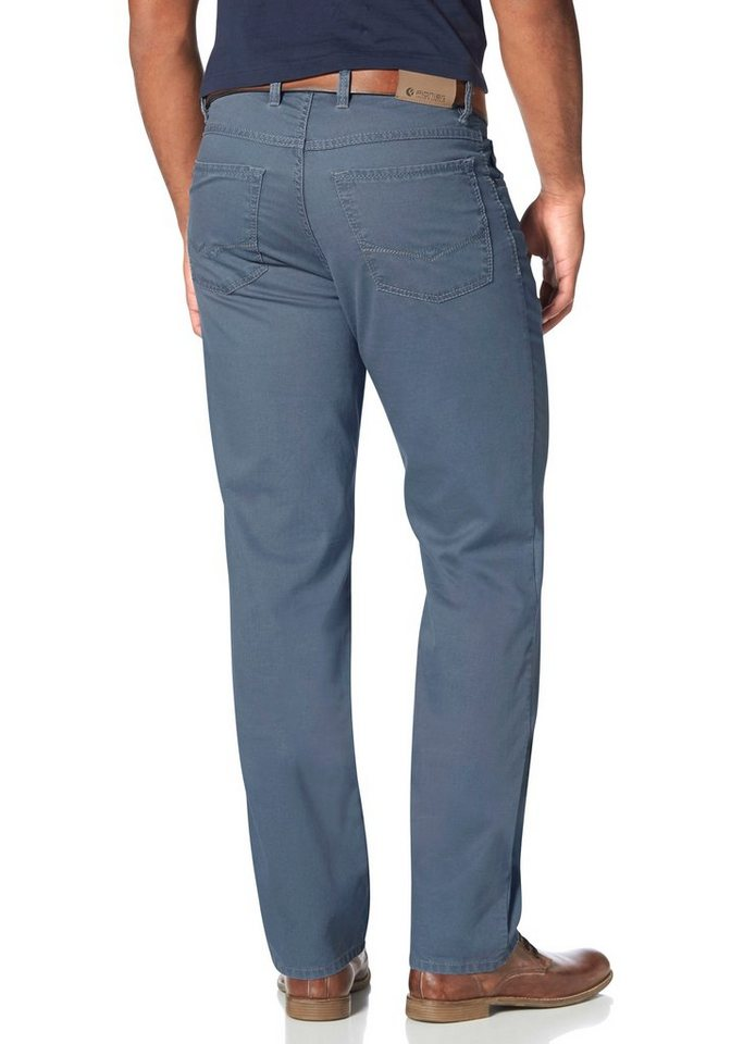 Pionier Stretch-Jeans »Peter« in bleu