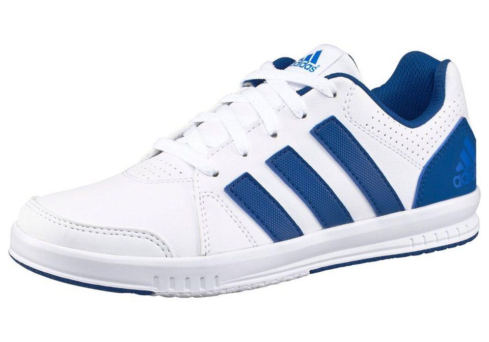 adidas Performance »LK Trainer« Trainingsschuh in weiß-blau