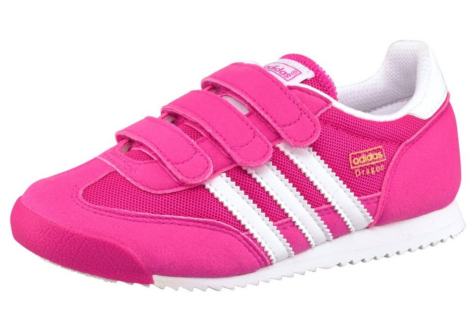 adidas Originals Dragon CF Sneaker in Pink