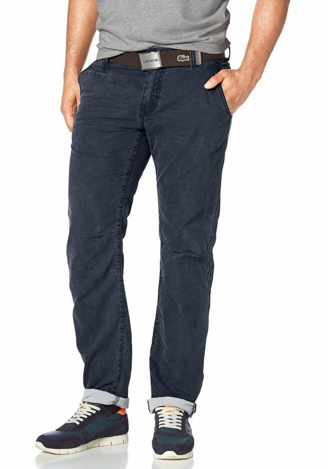 Tom Tailor Chinos in navy