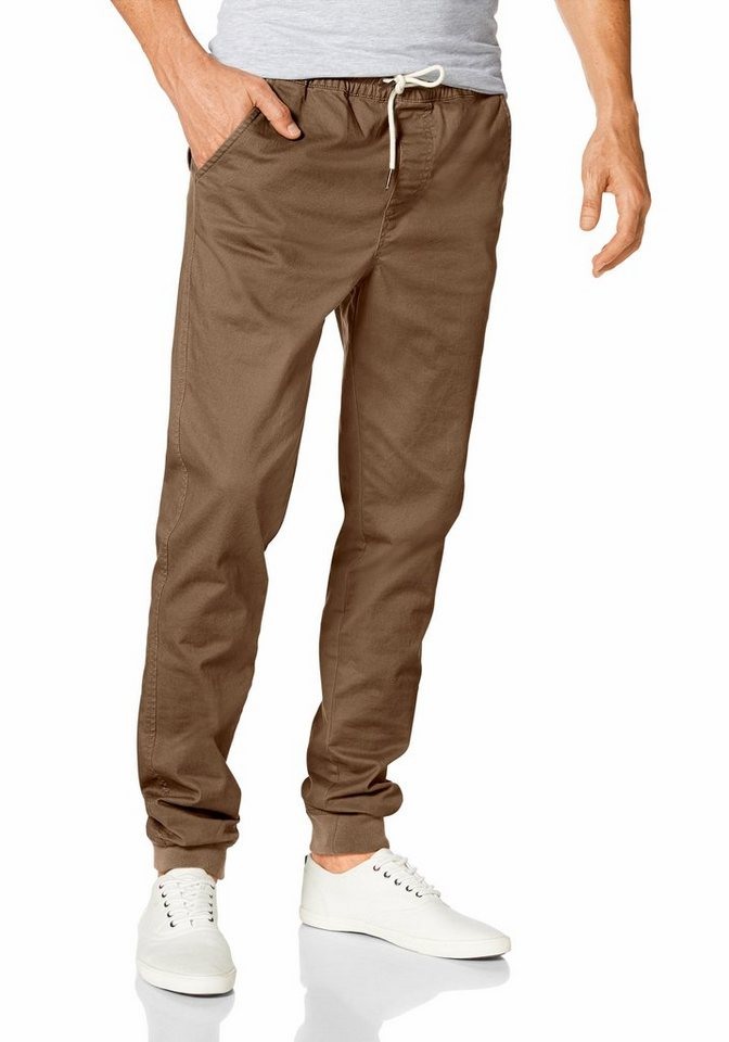 John Devin Stretch-Hose in beige