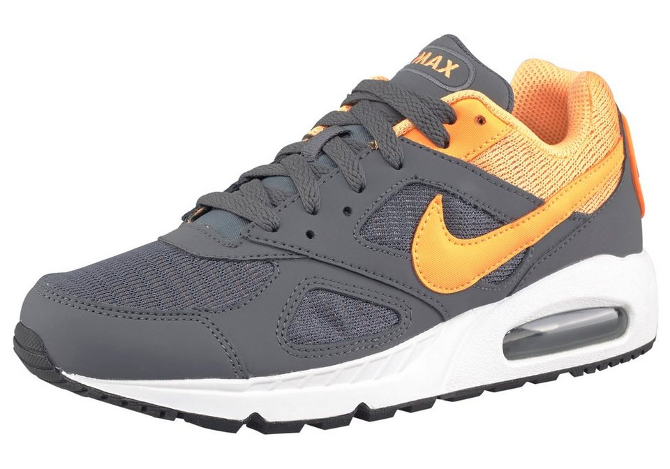Nike »Air Max Ivo Wmns« Sneaker in grau-apricot