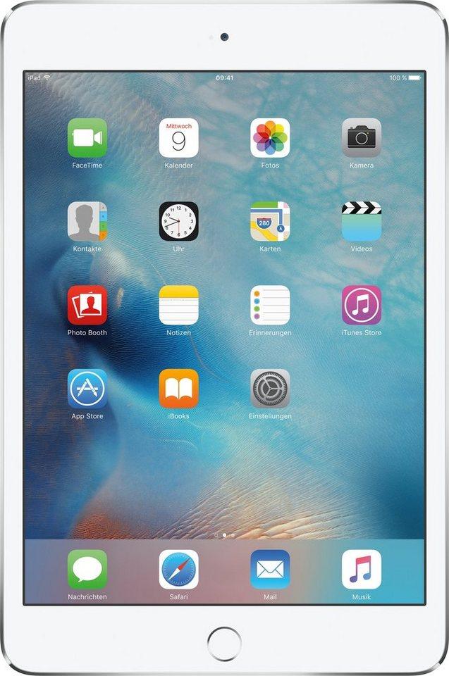"""Apple iPad mini 4 7,9"""" 128 GB in Silber"""