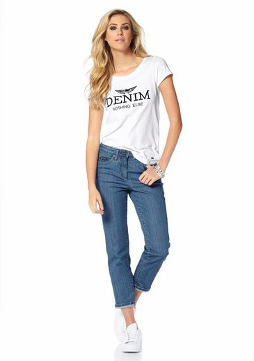 Arizona 7/8-Jeans Annett, High Waist