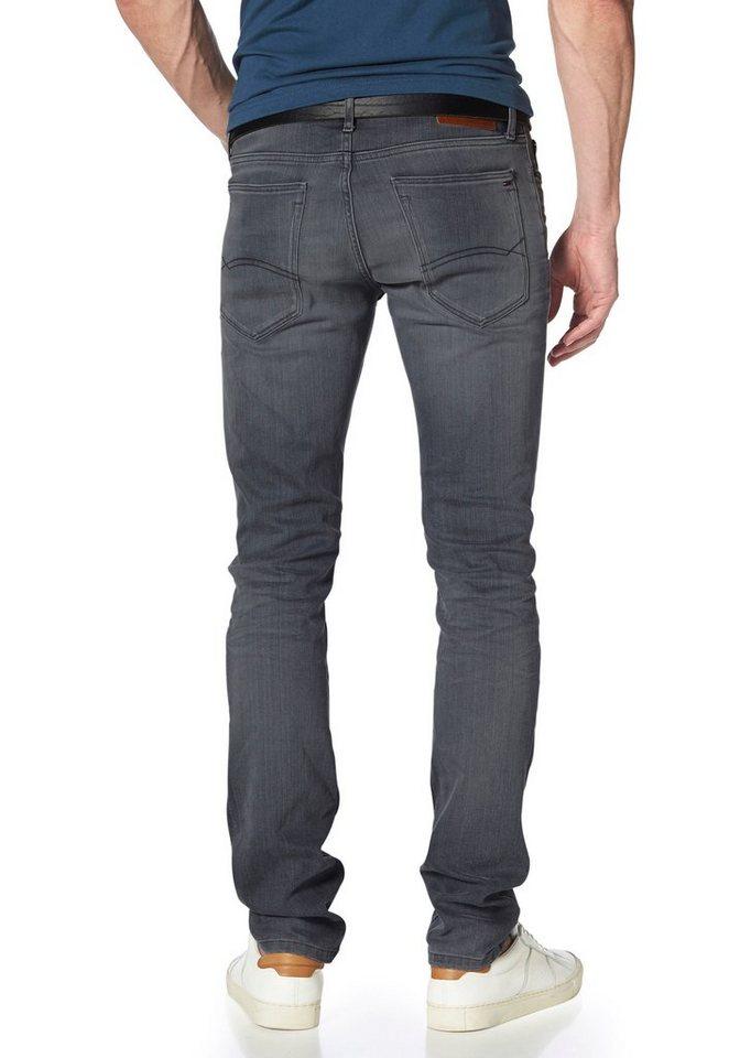 Hilfiger Denim Slim-fit-Jeans »Scanton« in grey-comfort