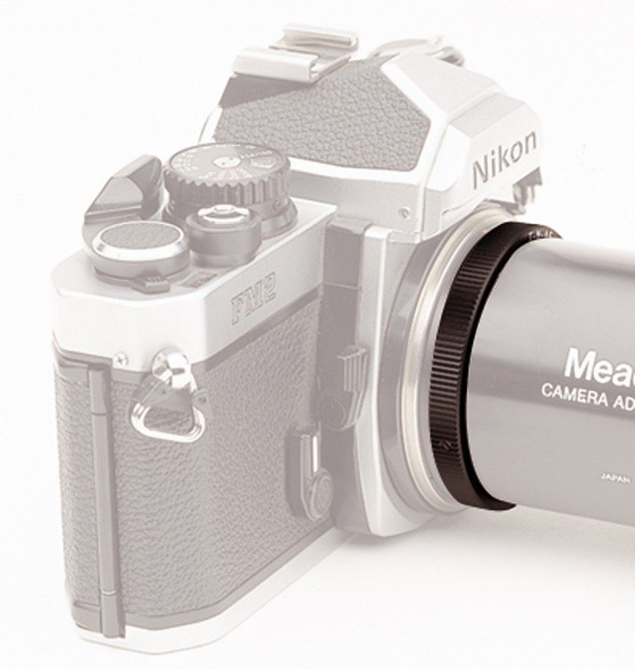 BRESSER Kameraadapter »BRESSER T2-Ring Nikon«
