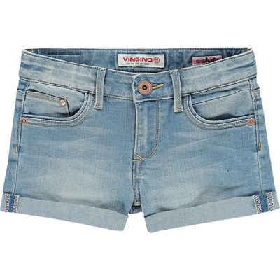 Vingino Jeansshorts »Jeansshorts DAMARA für Mädchen«