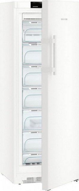 Küchengroßgeräte - Liebherr Gefrierschrank GN 3735 999406451, 165 cm hoch, 60 cm breit  - Onlineshop OTTO