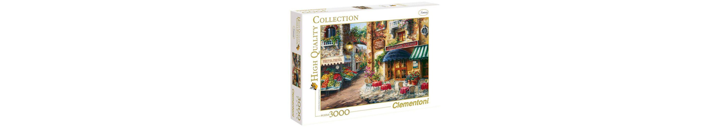 Clementoni Puzzle, 3000 Teile, »Buon appetito!«