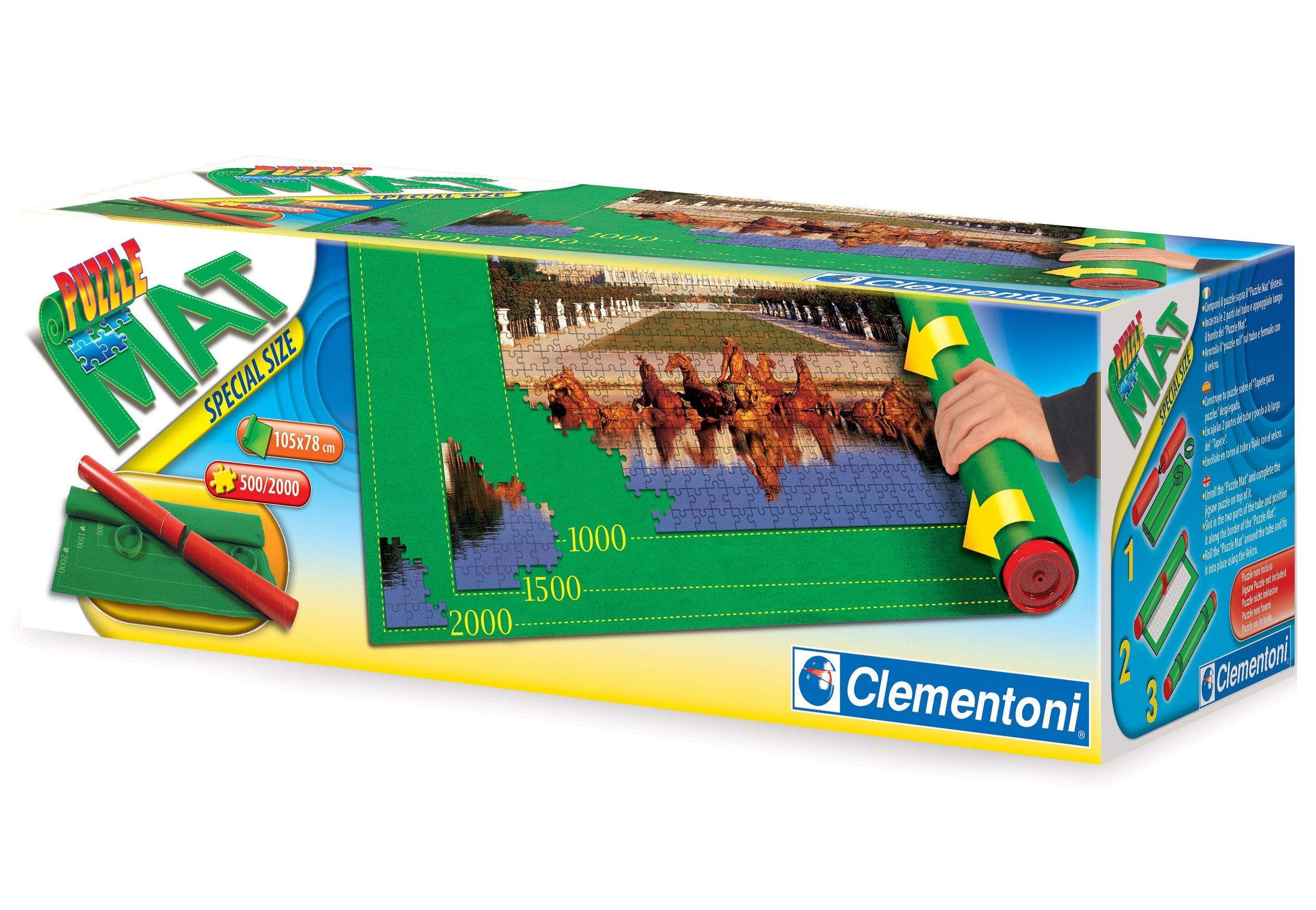 Clementoni Puzzlerolle, »Rolle Universal«