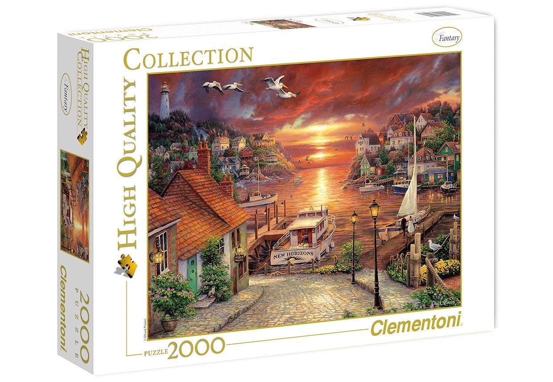 Clementoni Puzzle, 2000 Teile, »Neue Horizonte«
