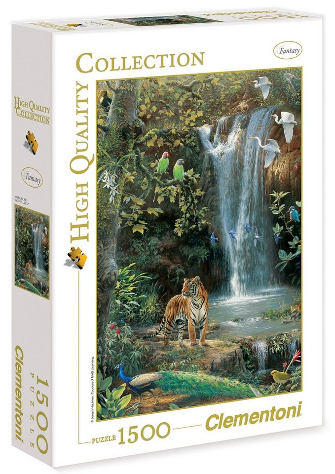 Clementoni Puzzle, 1500 Teile, »Enchanted dream«