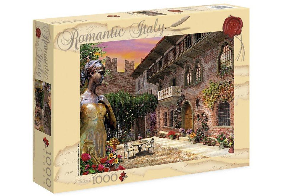 Clementoni Puzzle, 1000 Teile, »Verona«