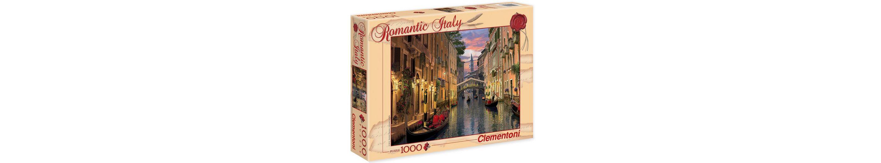 Clementoni Puzzle, 1000 Teile, »Venezia«