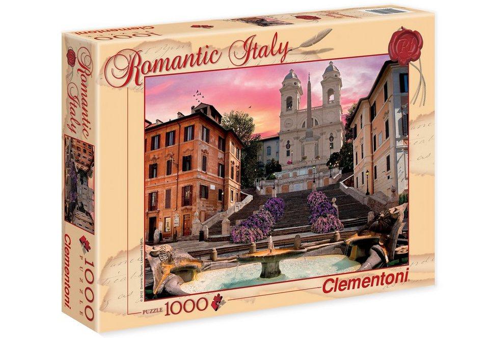 Clementoni Puzzle, 1000 Teile, »Roma«
