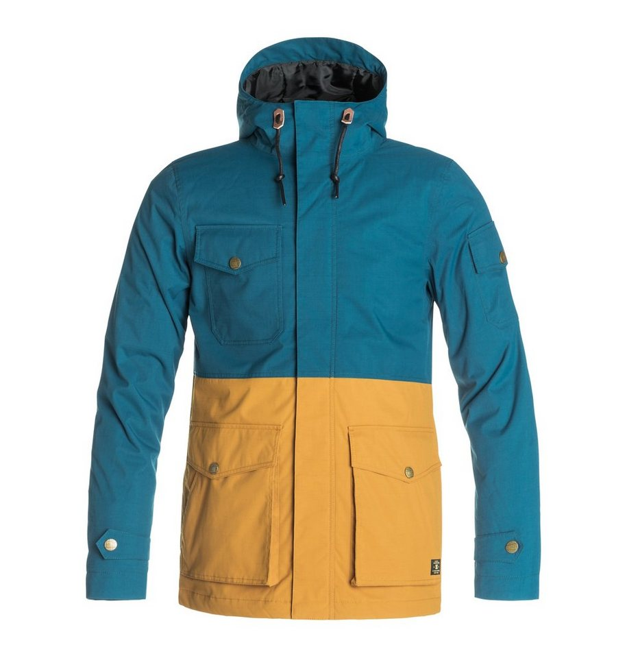 DC Shoes Parka »Tick« in Majolica blue
