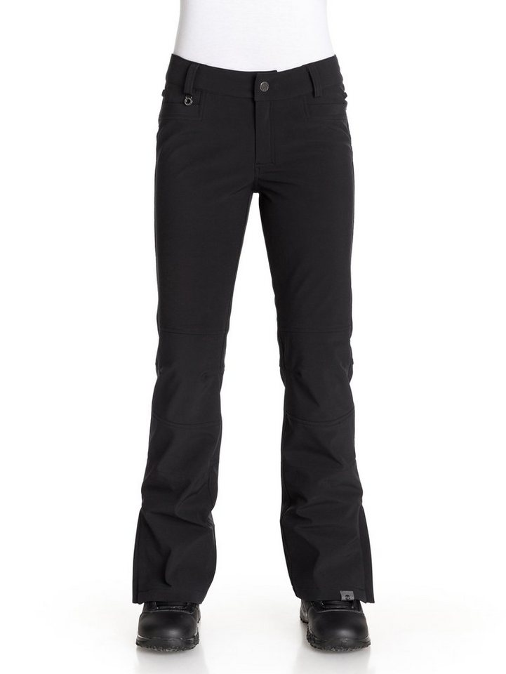 Roxy Snowboard Hose »Creek Softshell« in Anthracite