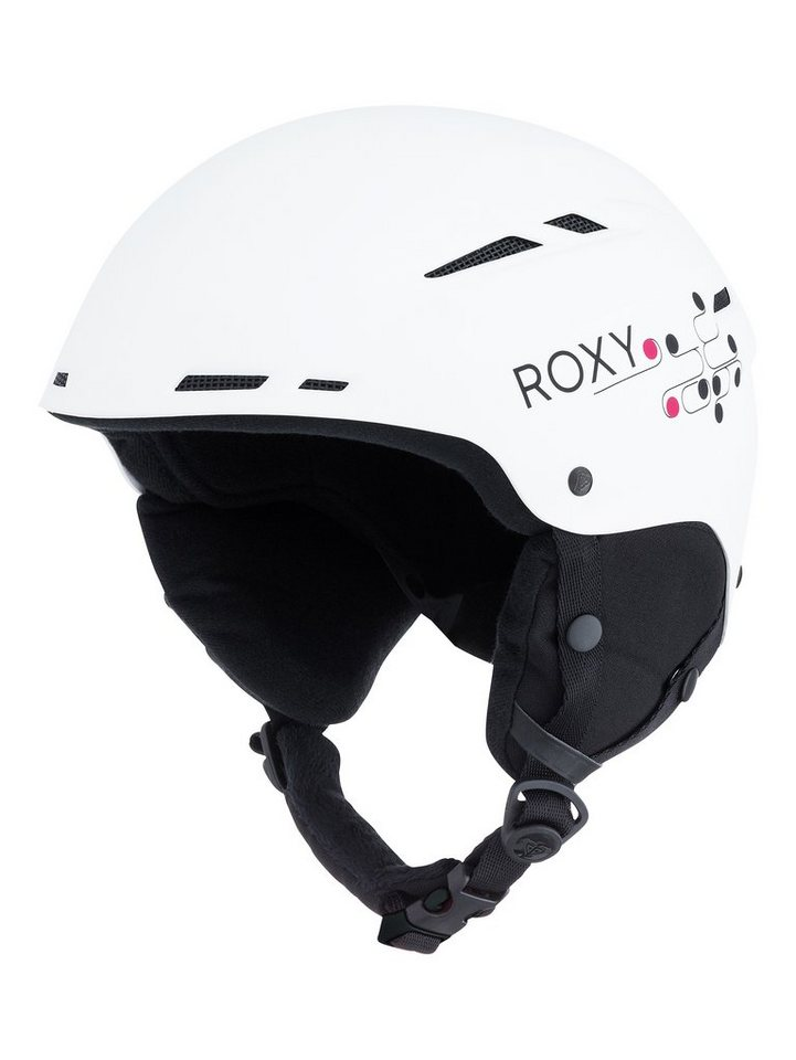 Roxy Snowboard Helm »Alley Oop« in Bright white