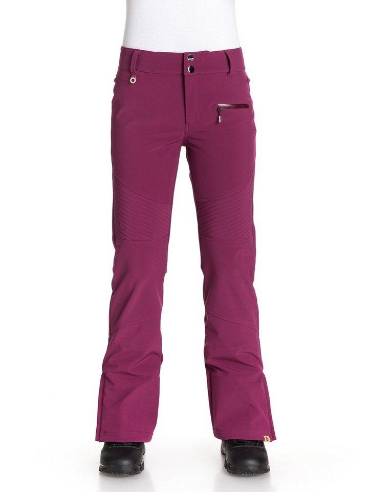 Roxy Snowboard Hose »Torah Bright Whisper« in Magenta purple